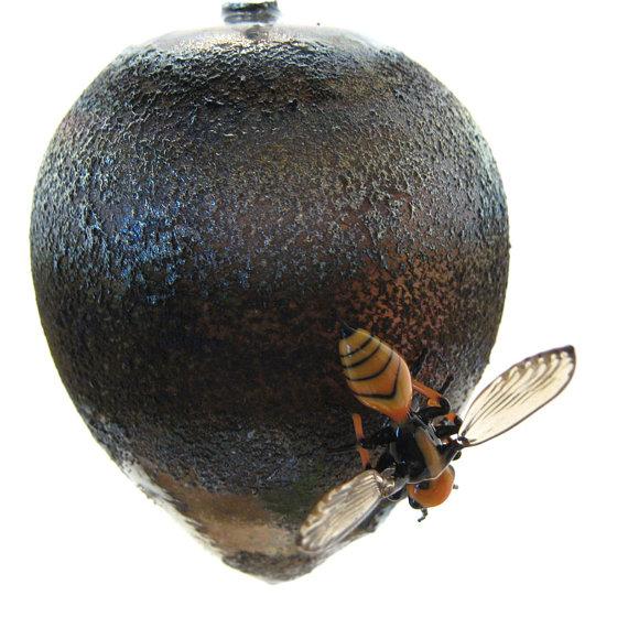 single hornet nest Hamburg